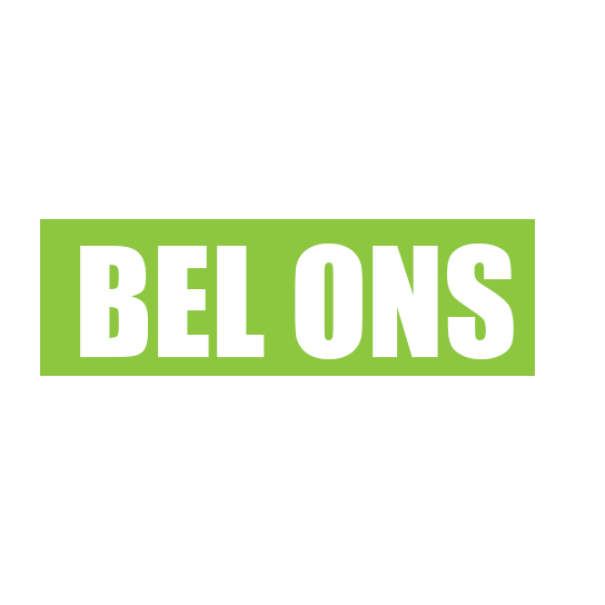 Roll-up banner - bel_ons